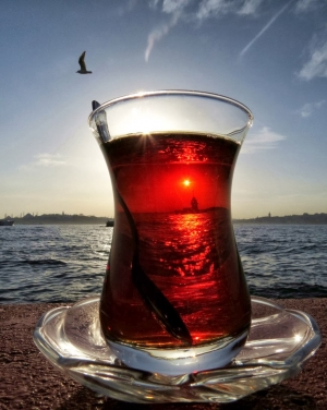 le thé turc