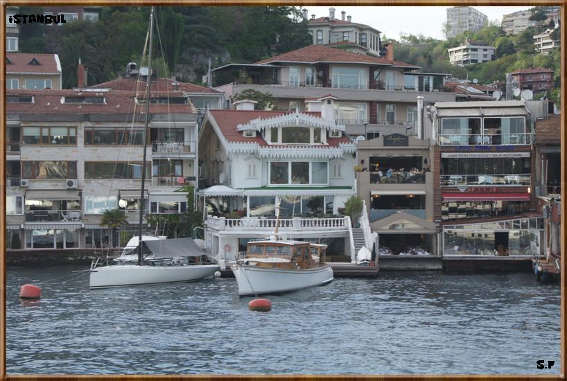 Le Quartier Kuzguncuk, Le Bosphore Istanbul