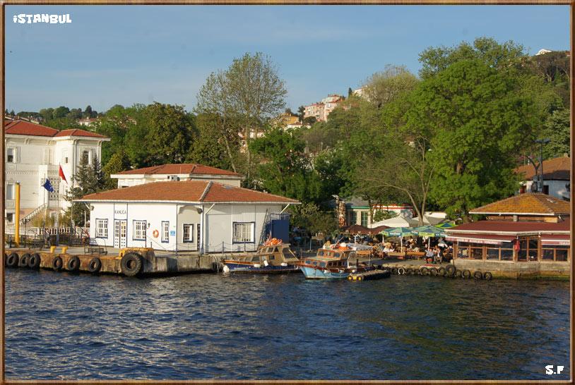 Le Quartier Kanlica, Le Bosphore Istanbul