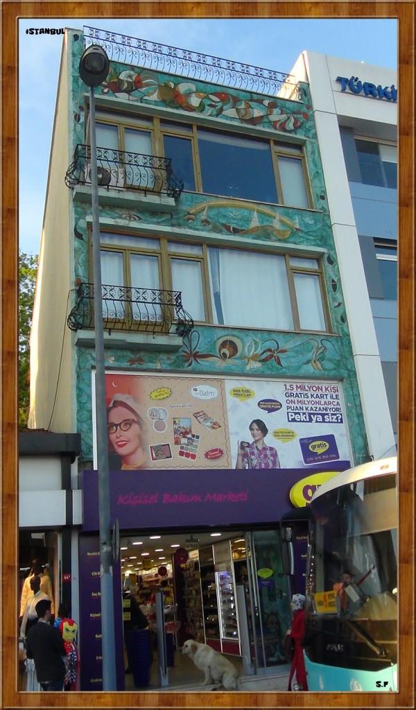 Beykoz, un quartier du Bosphore à Istanbul en Turquie