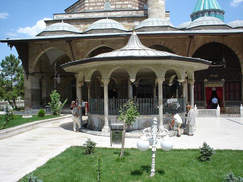 couvent des derviches tourneurs konya