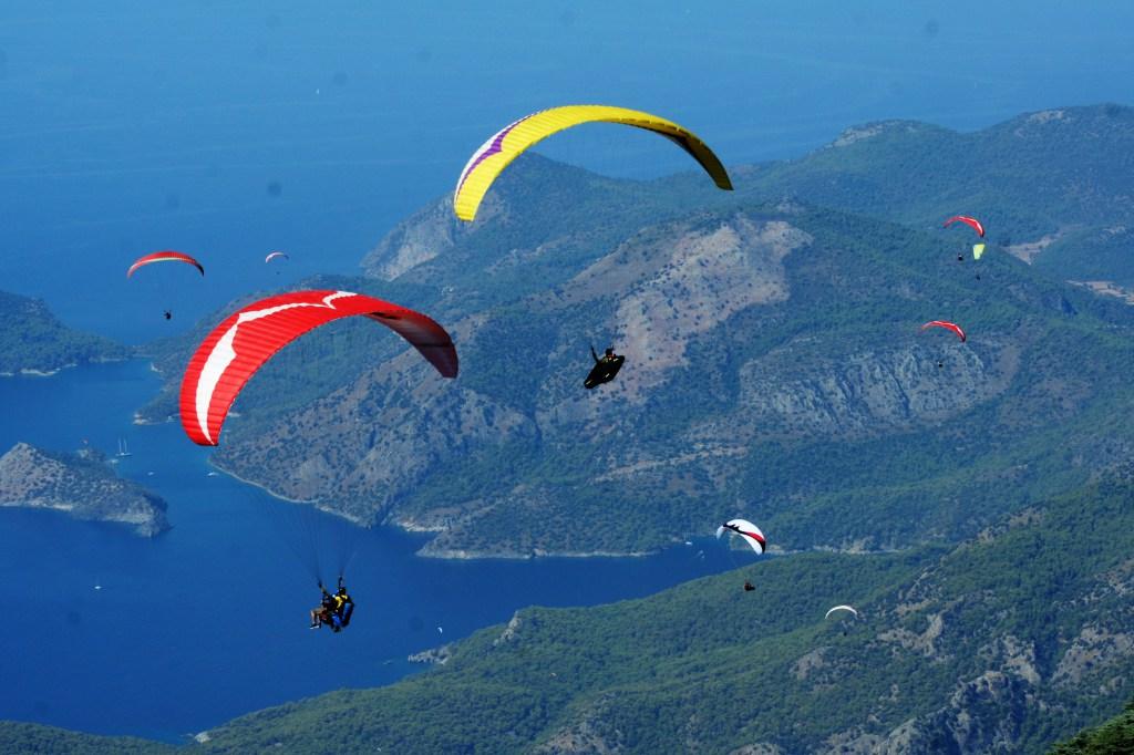 Parapente-Fethiye-Turquie
