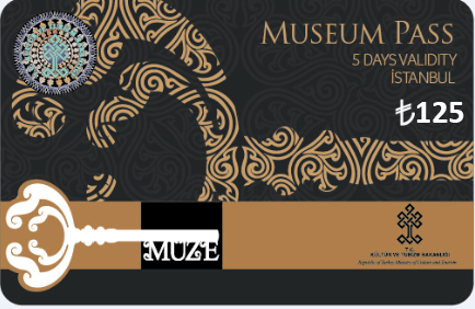La Carte Pass Musee Istanbul 2018