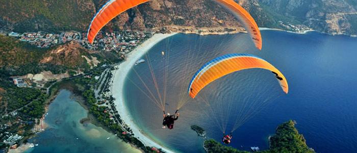 parachutisme a istanbul