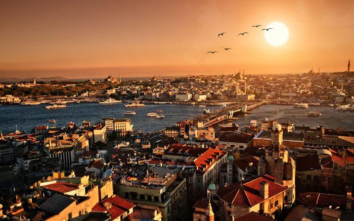Excursion grande liberté à Istanbul