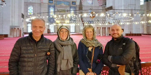 guide francophone privé istanbul
